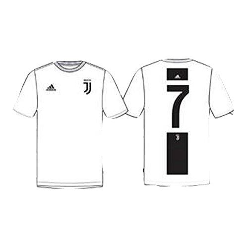 adidas Juventus Turin Graphic Nr. 7 T-Shirt Kinder 164