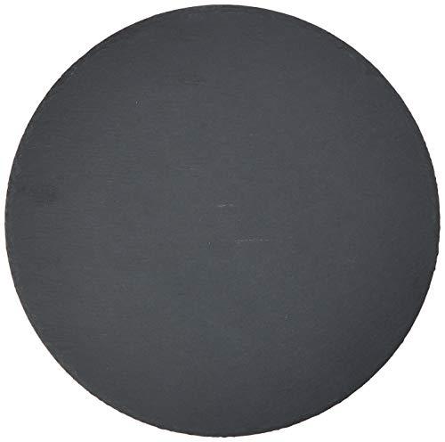 UTOPIA Slate Präsentation, ct0031, rund Schieferplatte 30,5cm (30cm) (Box von 6)