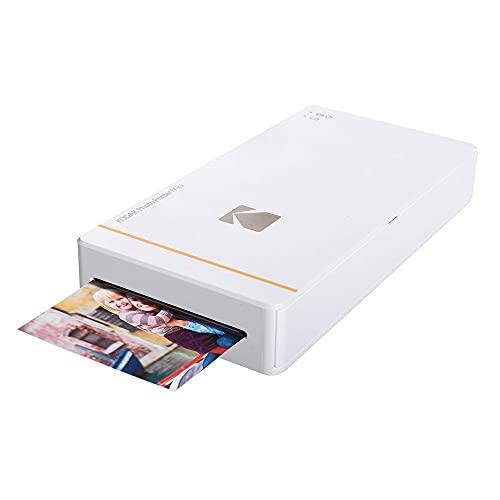 Mini Impressora de Fotos Kodak Branca