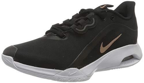Nike Wmns Air Max Volley, Scarpe da Ginnastica Donna, Black/Mtlc Red Bronze-White, 39 EU