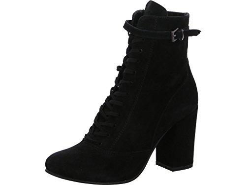SPM Shoes & Boots 20127226-0W0-12-BLACK 180533 Bendle Bottines pour Femme Noir