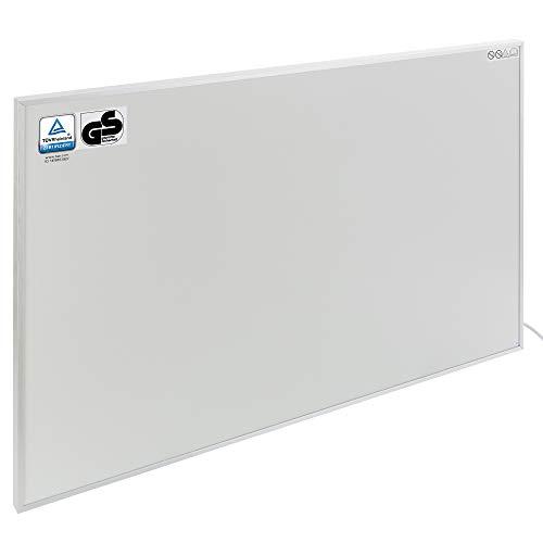 Arebos Infrarotheizung Wandheizung 580 Watt / 905 x 605 x 22 mm/GS geprüft durch TÜV Rheinland/mit Überhitzungsschutz