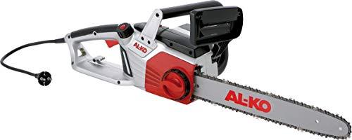 AL-KO Elektro-Kettensäge EKS 2400-40 S, 2400 W Motorleistung, 40 cm Schwertlänge, inkl. Ersatzkette und 100 ml Kettenöl