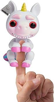 WowWee Grimlings Unicorn Interactive Animal Toy