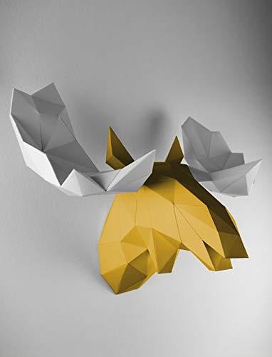 Papertrophy Elan Or et Blanc Kit 63/45/37cm