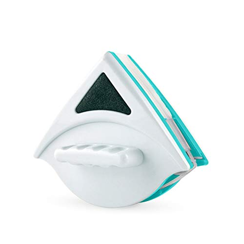 Limpiacristales magnético ventanas doble cristal Climalit limpiador ventanas con imán uso profesional limpia cristales (Climalit 15-24mm espesor)