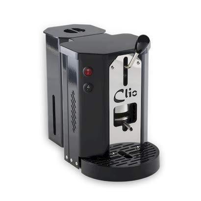 Great Price! Clio Semi-Automatic Easy-Serving-Espresso (ESE) Pods Espresso Machine Black