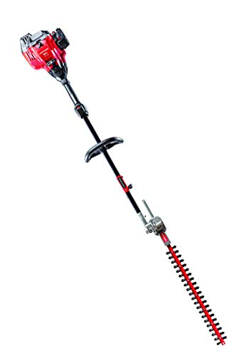 Craftsman CMXGHAMD25HT 25cc 22-in Hedge Trimmer-2 Cycle Engine-Easy Start Technology, Liberty Red