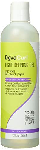 4. DevaCurl Ultra Defining Hair Gel