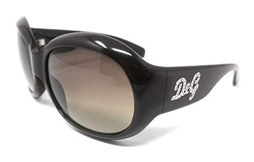 Dolce&Gabbana - Gafas de sol para mujer D&G 8045 - B marrón 525/13 brillantes