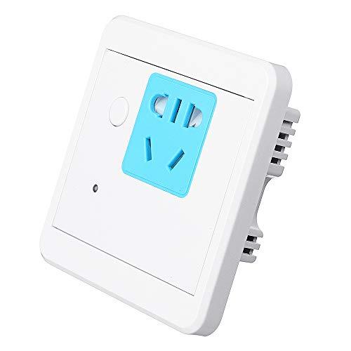 ILS - LCWSS (B) -1 Smart Wi-Fi intelligent wandstopcontact mobiele telefoon app afstandsbediening Smart Home timerschakelaar