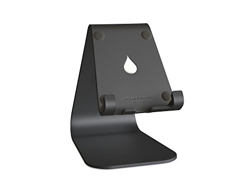 Rain Design 10065 mStand iPad/iPhone Stand Series Mobile, Black