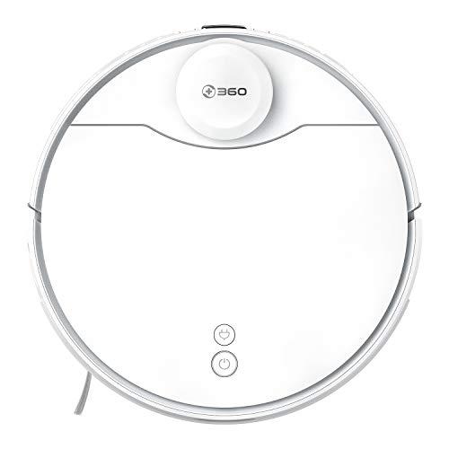 360 S9 LiDAR Dual-Eye Vacuum + Mop Combo Robot (360RCS9USA)