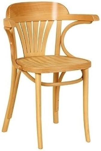 Venta en línea precio bajo descuento Cocina sillas de de de Comedor Bentwood Ventilador Diseño sillón (Natural) (2Unidades) Elegante y Robusta Muebles para su hogar o Negocio  vendiendo bien en todo el mundo