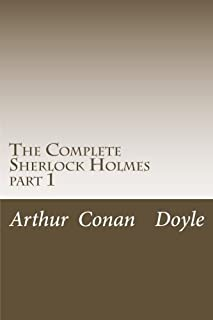 The Complete Sherlock Holmes: part 1