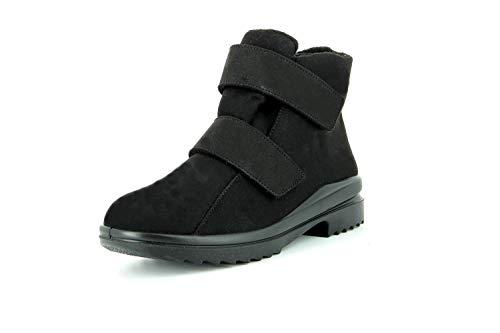 Florett Damenschuhe 46311-60 Damen Stiefelette, wasserdichte Boots, schwarz, EU 38