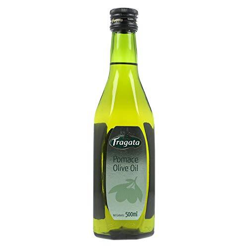 Fragata Pomace Olive Oil Glass Bottle, 500 ml