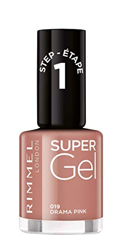 Rimmel London Super Gel Colour nagellak, kleurtoon 19-47 g