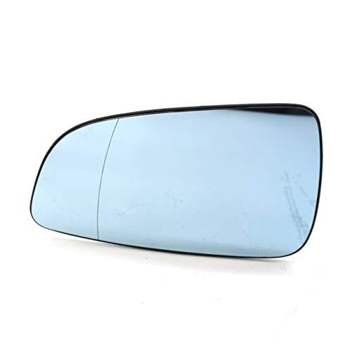 Coche Azul Izquierda Derecha Espejo retrovisor de Cristal del Espejo del Lado...