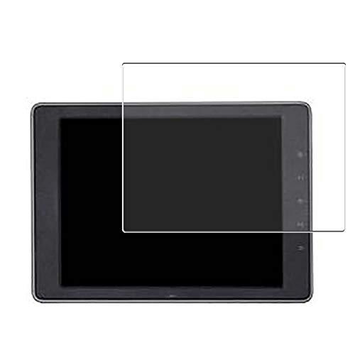 Vaxson 4-Pack TPU Pellicola Protettiva, compatibile con DJI CrystalSky Monitor 7.85', Screen Protector Film [Non Vetro Temperato Cover Custodia ]