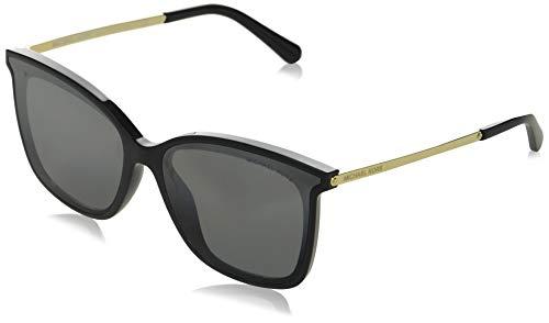 Michael Kors 333282 Gafas de sol, Black, 61 para Mujer