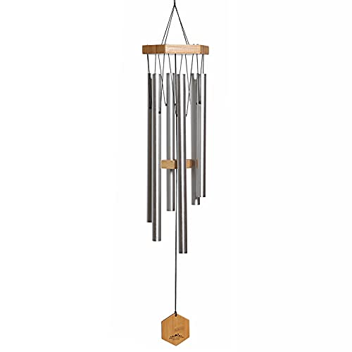Wind Chimes for People WHO Like Their Neighbors - Soothing Melodic Tones & Solidly Constructed...