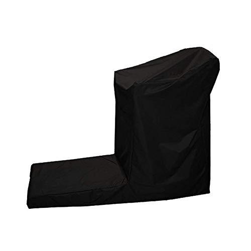 paletur0 Laufband Abdeckung, Wasserfest Staubdicht Schutzhülle Laufen Maschine Abdeckung für Indoor Outdoor Aufbewahrung - L