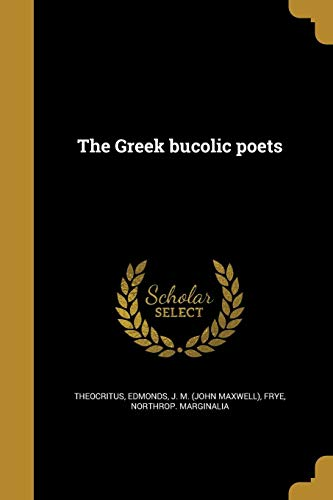 The Greek Bucolic Poets (Ancient Greek Edition)