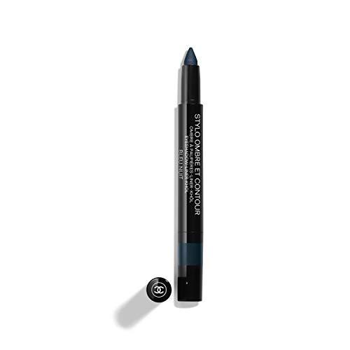 Chanel Stylo Ombre Et Contour #02-Bleu Nuit 0,8 Gr 1 Unidad 1400 g