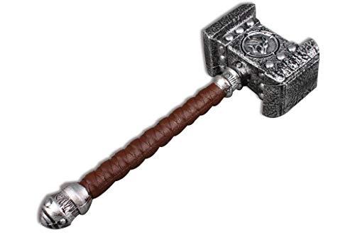 Geekinvader LARP Mittelalter Hammer