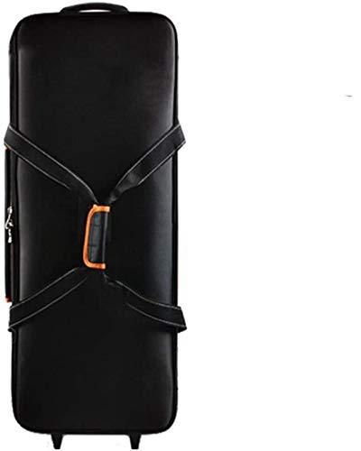 Fomito® FB-06 キャスター付長物キットケース 撮影機材収納ケース ロケバック ライトスタンド収納ケース