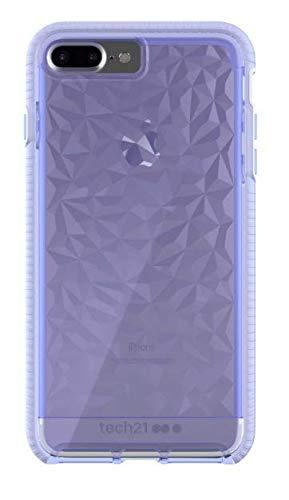 Evo Gem Case Apple iPhone 7 Plus / 8 Plus (Lilac, iPhone 8+ / 7+)