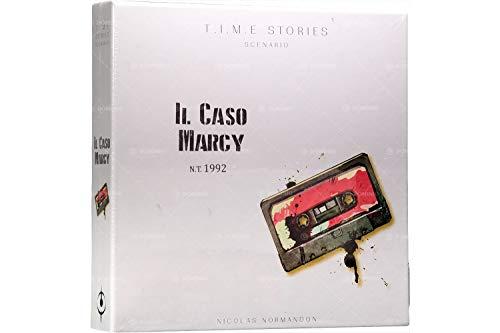 Asmodee- T.I.M.E Stories Il Caso Marcy Gioco da Tavolo, Colore, 8966