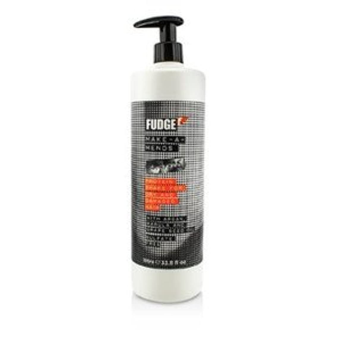 クアッガ医学ターゲットFudge メイク ア メンズ シャンプー - サルフェートフリー(For Dry and Damaged Hair) 1000ml/33.8oz [並行輸入品]
