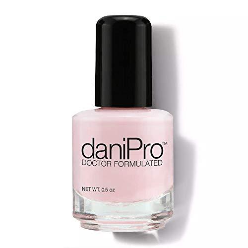 DaniPro Pink AntiFungal Infused Nail Polish, .5 oz.
