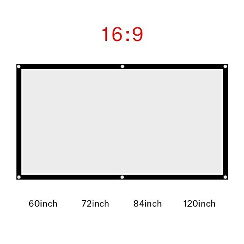 pantalla de proyeccion eléctrica de 84 fabricante Fosa