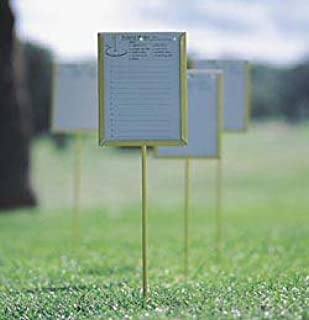Standard Golf Proximity Markers-carton of 4
