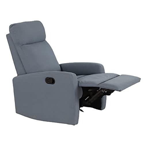 DAPAO - Poltrona multifunzionale per divano, sedia da massaggio, reclinabile a 170 gradi, adatta per soggiorno, studio, camera da letto, 65 x 87 x 104 cm