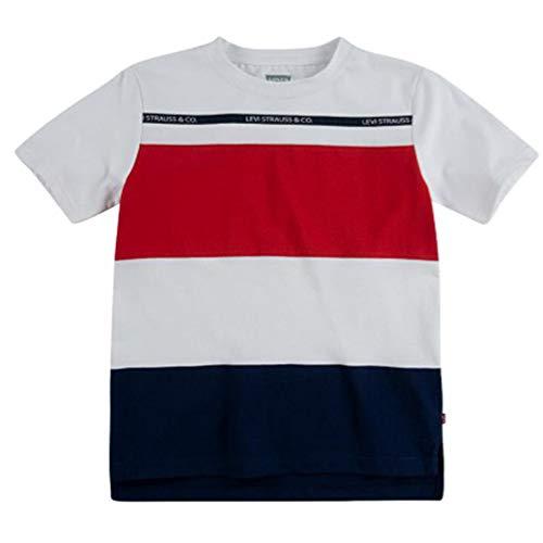 Levis T-shirt met korte mouwen voor kinderen 9EB489-001