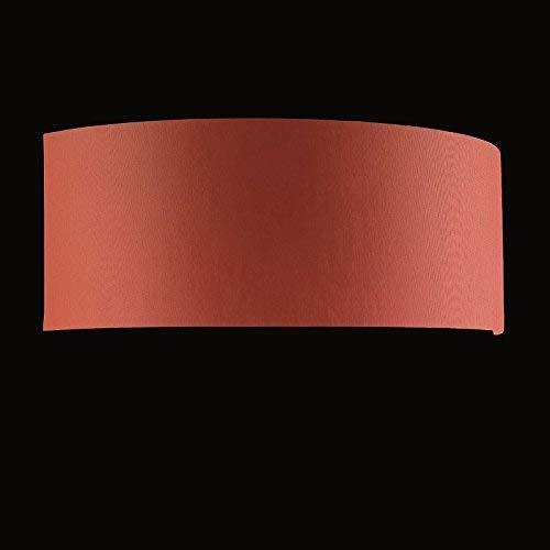 Abat-jour pour applique murale-Plastique Rouge-Avec Lampe de poche LED