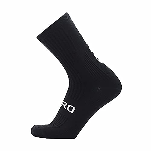 LAMCE Calcetines de ciclismo de tubo medio de bicicleta de montaña calcetines deportivos para correr calcetines de baloncesto al aire libre de secado rápido y resistentes al desgaste Multicolor-one si