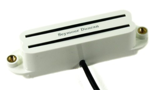 Seymour Duncan shr-1N Hot Rails Strat cuello/medio Pickup, Pergamino