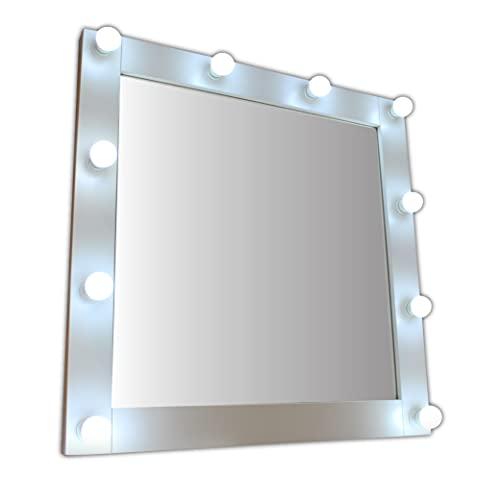 Espejos Con Luz Para Maquillaje Baratos espejos con luz para maquillaje  Marca M&G mirror
