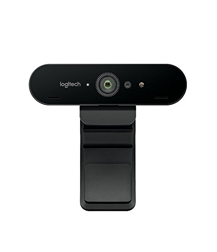 Logitech BRIO Ultra HD Webcam fo...