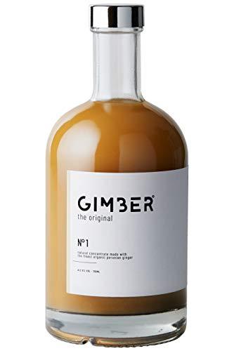 GIMBER - The Original Ingwerkonzentrat 700 ml