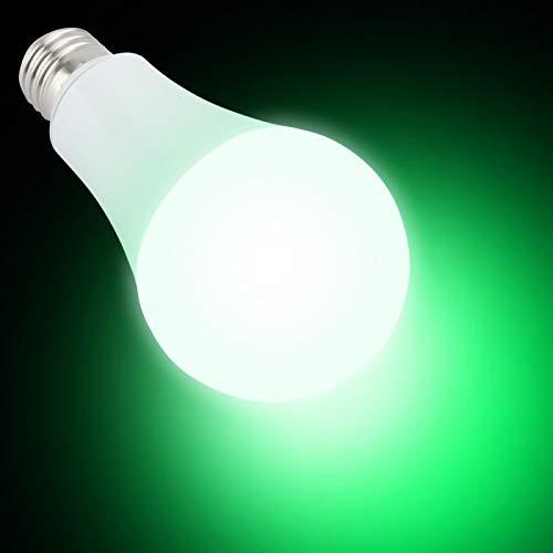CUTULAMO Bombilla de luz RGB-CW, Luz Multicolor RGB-CW Compatible E27 Luz RGB-CW para el hogar para la habitación para iluminar(RGB-CW, 11W)