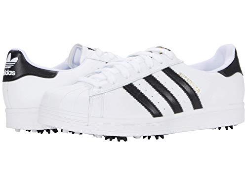 adidas Golf Superstar, Weiá (weiß / schwarz), 42 EU