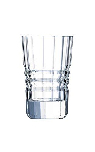 Cristal d'Arques L6584 - Set di 6 bicchieri, 60 millilitri, trasparente