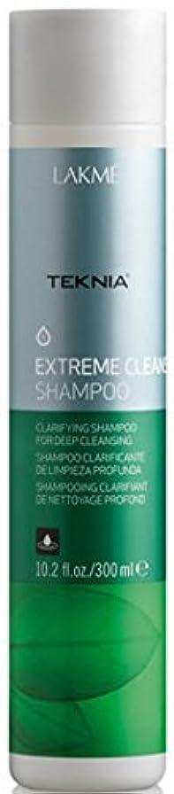 解決するインストラクターベイビーLakme Extreme Cleanse Shampoo for Deep Cleansing 10.2 Oz by Lakme [並行輸入品]