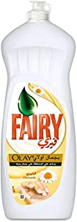 Fairy Olay Chamomile Dish Washing Liquid Soap - 750 ml